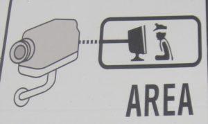 Videoüberwachung Symbolbild